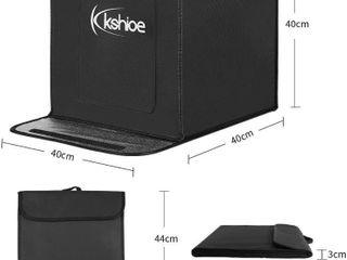 Easy carry 60cm photography studio Kshioe