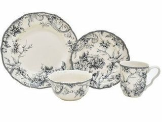 222 Fifth Adelaide 16 Piece Dinnerware Set