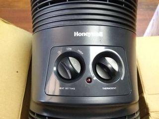 Honeywell 360 Degree Surround Heater  Black