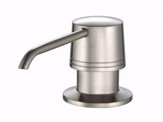Kraus KSD 30SN Soap Dispenser  Satin Nickel