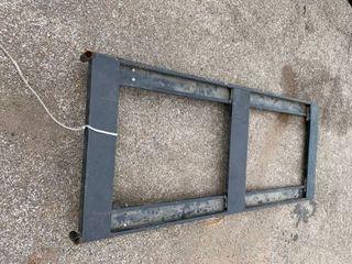 Heavy duty cart frame