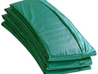 14 foot Round Green Super Trampoline Safety Pad only