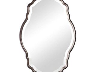 Find Antique Silver Champagne Mirror  Retail 102 49