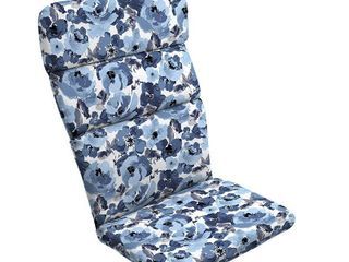 Arden Selections Garden Delight Adirondack Cushion   45 5 in l x 20 in W x 2 25 in H