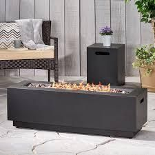 Wellington Outdoor Iron Fire Pit by Christopher Knight Home  Retail 459 49