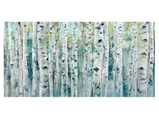 Spring Birches by Studio Arts Canvas Art Print  Retail 103 99