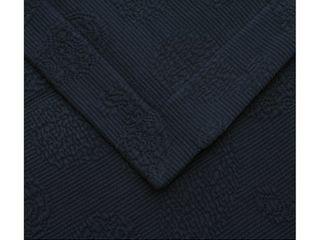 Superior Jacquard Matelasse Paisley Cotton Bedspread Set  Retail 78 98
