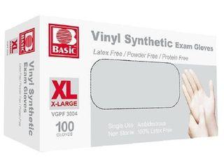 Intco Basic Vinyl Powder Free Gloves