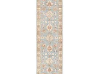 ECARPETGAllERY Hand knotted Stonewash Ushak Wool Rug  Retail 216 49