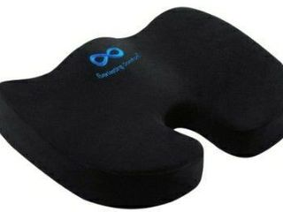 Memory Foam Coccyx Seat Cushion For Office Chair