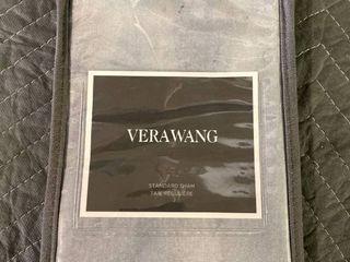 Vera Wang Ghost Flower Standard Sham Bedding   1 pc