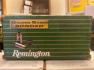 Just added   45 Golden saber bonded self defense ammo 50 Rnds HP