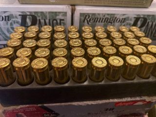 Just Added   38 Super A  P  50 Rounds Aguila