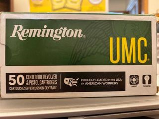 Remington UMC 40 S   W  180 Gr  MC