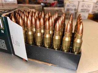 Fiocchi Ammo    223 Remington   55 Grain   50 Rounds   FMJ