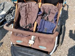 double in step Safari stroller needs cleaned