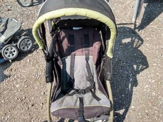 double stroller needs cleaned