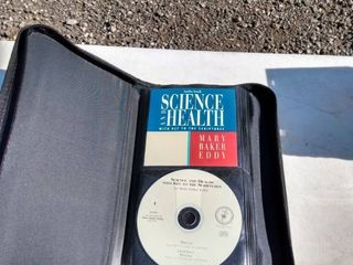 science and health with key to the scriptures by Mary Baker Eddie on 25 CDs