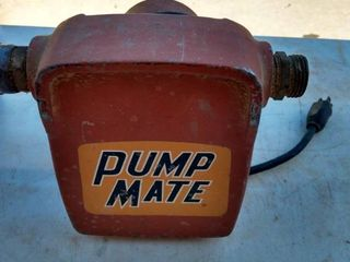 pumpmate utility pump does not power on