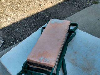 fold up portable garden seat