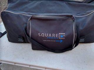 square perfect sp3500 variable power studio flash set