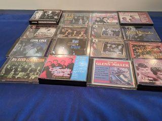 16 CDs