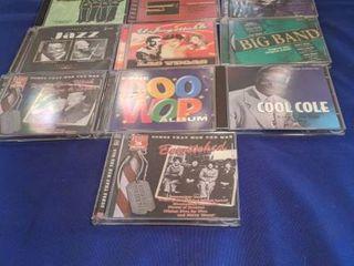 10 CDs