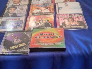 14 CDs