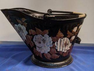 ree mevec painted bucket
