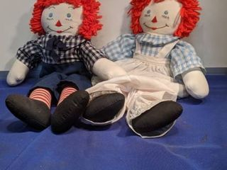 raggedy Ann and Andy p