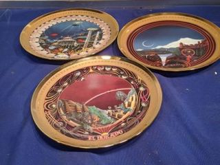 three land of Fable plates