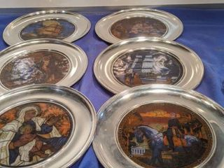 six plates