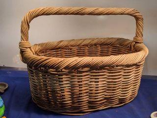big oval basket