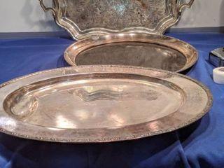 three platters AA