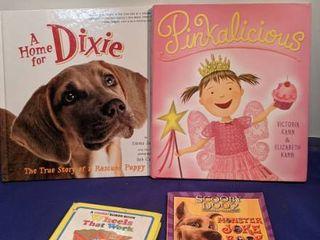 four kids books