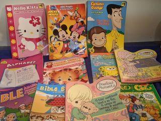 kids activity books a
