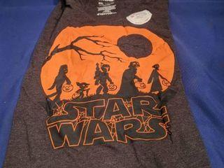 women s Star war t shirt 2 Xl