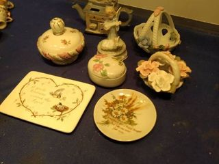 cute ceramic figurines