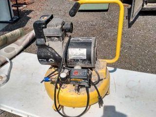 working Campbell hausfeld pancake compressor model wl504311aj