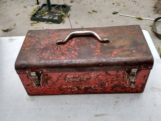 working Milwaukee sawzall and metal carrying case