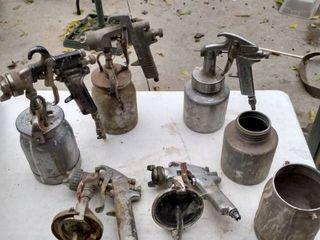pneumatic air paint guns untested