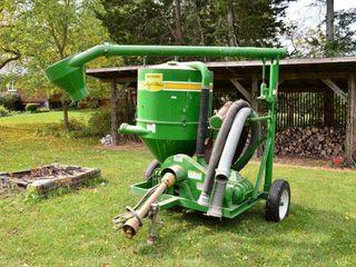 Walinga Agri Vac 510 Std  Grain Vacuum