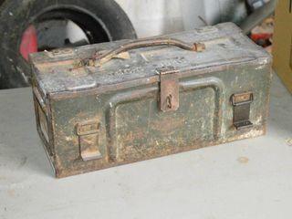 Old Ammo Box