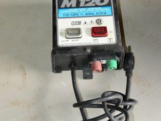 Gallagher M120 Elec  Fence Energiser