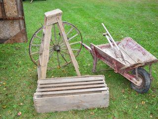 Grp  of Primitives   ladder  Wheel  Forks
