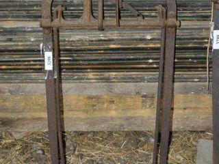 Antique Hay Fork