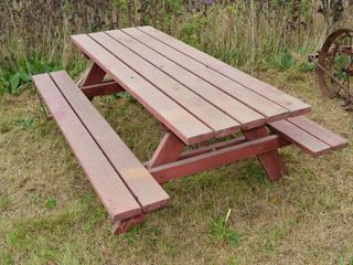 7ft Picnic Table