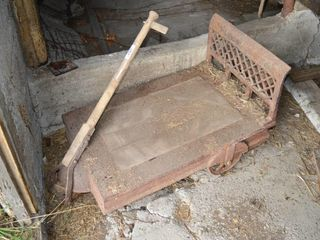 Old Platform Scale