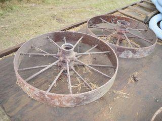 2  Steel Wheels  34