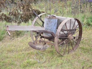 Antique Potato Planter